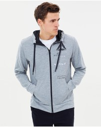 Reebok Performance - Speedwick Full Zip Hoodie
