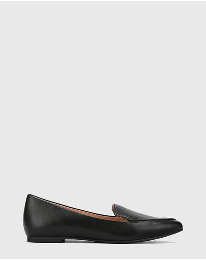 Wittner - Packham Pointed Toe Loafers