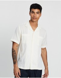 Saturdays NYC - Cameron Dobby SS Shirt