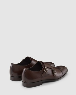 Aquila Batley - Dress Shoes (Brown)