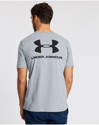 Under Armour - UA Sportstyle LC Back Tee