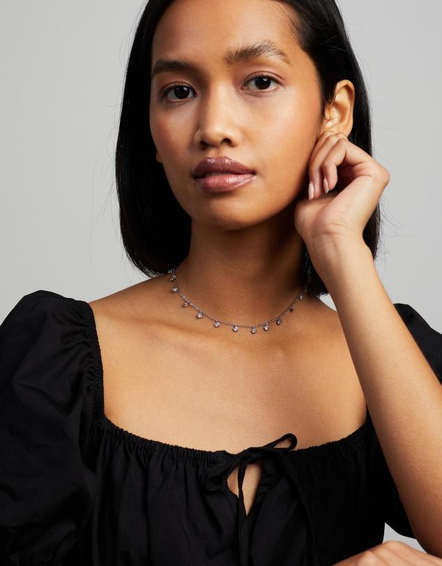 Women Sparkle Necklace