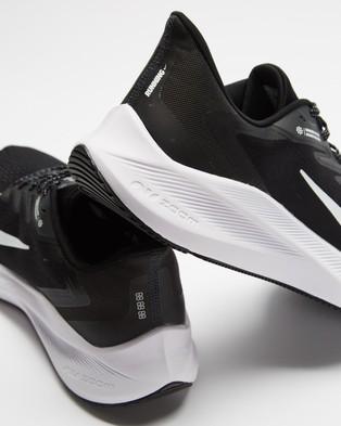 Nike Nike Zoom Winflo 7   Men's - Training (Black, White & Anthracite)