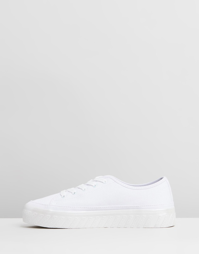 Tommy Hilfiger - Outsole Detail Flatform Sneakers