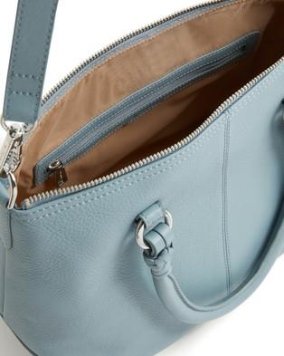 Witchery - Marcella Pebble Barrel Bag - Bags (blue) Marcella Pebble Barrel Bag
