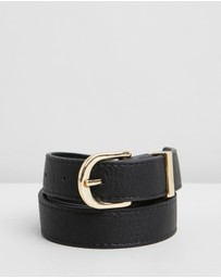PETA AND JAIN - Kendrick Buckle Belt