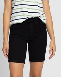 ONLY - Rain Mid-Length Shorts