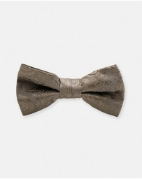Buckle - Paisley Bow Tie