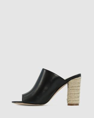 Kennedy States - Sandals (Black)