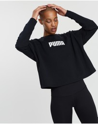 Puma - Nu-Tility Cropped Crew Sweat