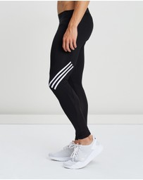 adidas Performance - Alphaskin 3-Stripes Long Sport Tights