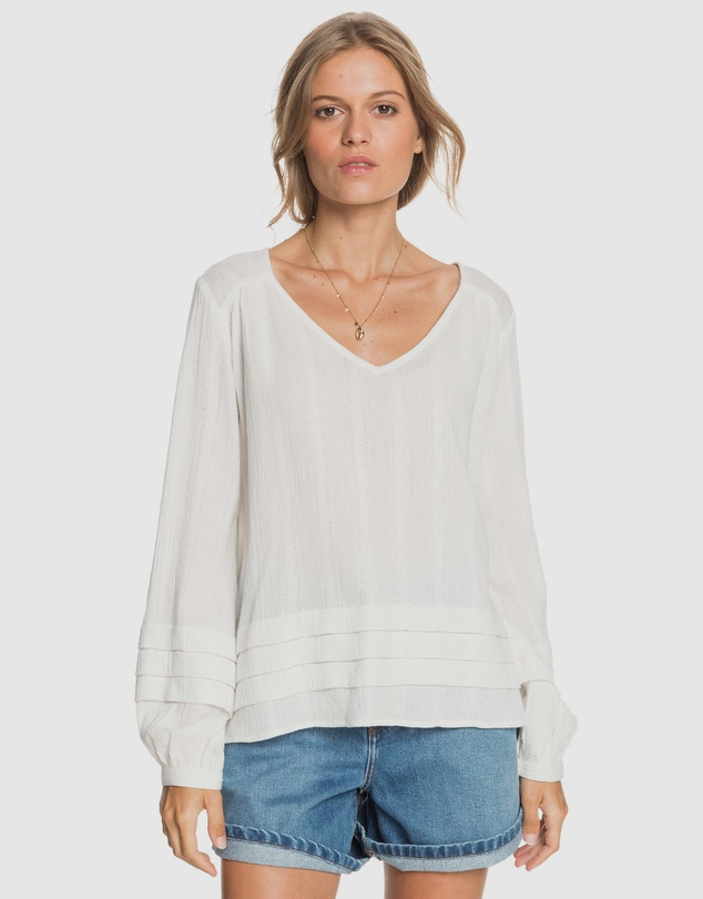 Roxy - Womens Million Different Ways Long Sleeve Top