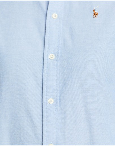 Polo Ralph Lauren Kendal Long Sleeve Oxford Shirt Blue