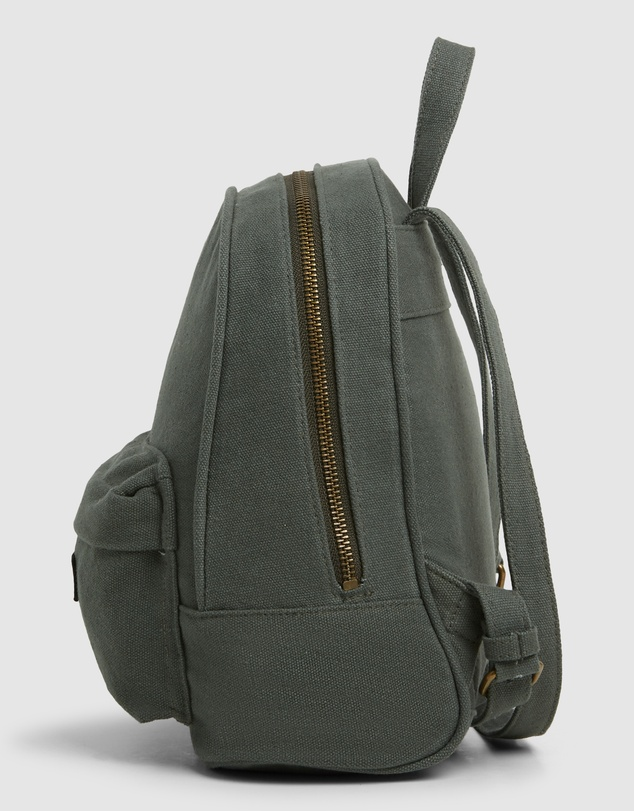 Women Jets Canvas Backpack