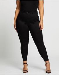 Atmos&Here Curvy - Darci Skin Tight Jeggings