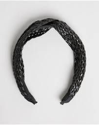 TOPSHOP - Wicker Headband