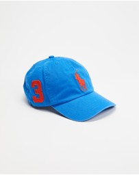 Polo Ralph Lauren - Big Pony Chino Sports Cap - Teens
