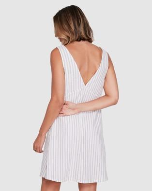 RVCA Wild Rails Dress - Dresses (WILD LAVENDE)