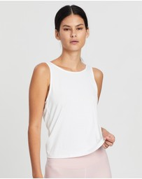 Dharma Bums - Essence Twist Back Tee