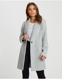 Calli - Azora Oversized Coat