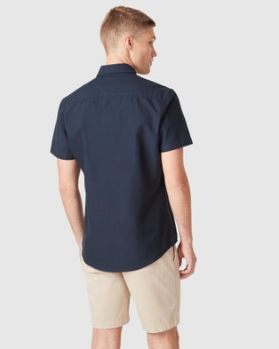 French Connection Oxford Slim Fit Shirt - Casual shirts (OXFORD BLUE)