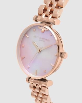 Olivia Burton Queen Bee - Watches (Rose Gold)