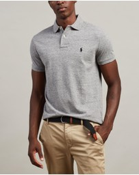 Polo Ralph Lauren - Custom Fit Mesh Polo Shirt