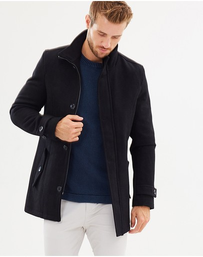 Staple Superior - Bligh Car Coat