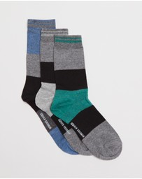 Ben Sherman - 3-Pack Blakeney Socks