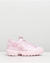 Fila - Disruptor II Embroidery - Women's