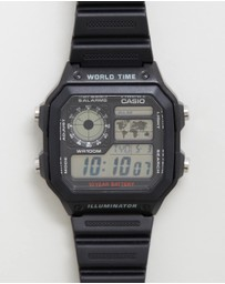 Casio - Vintage AE1200WH-1A