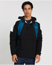 Lacoste - Lifestyle Hooded Anorak