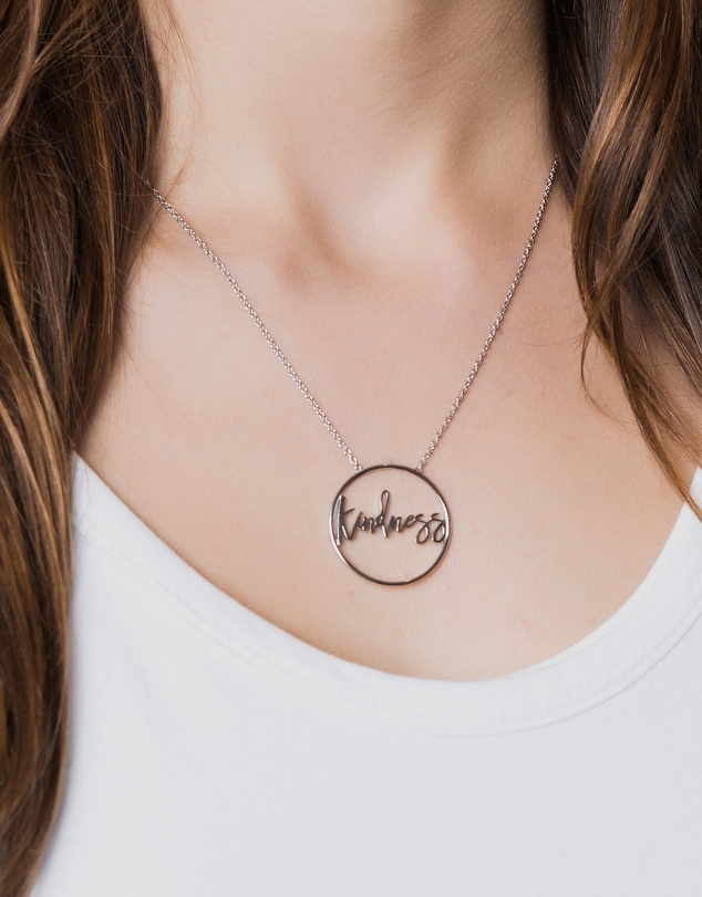 Women Kindness Necklace
