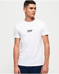 Superdry - Superdry Core Sport Small Logo T-Shirt