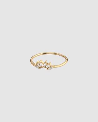 Pastiche Rings