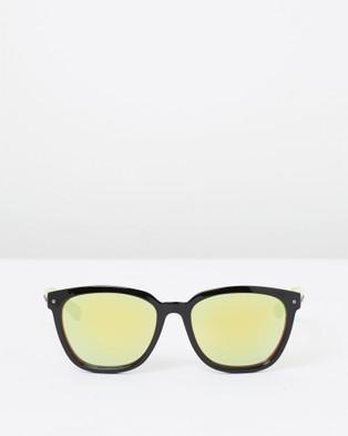 Calvin Klein CKR729S - Square (BLACK)