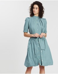 KITX - Molecule Shirt Dress
