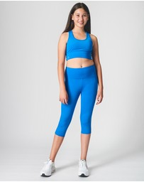 School Active Sports - SAS Active Velocity-Flex 3/4 Leggings