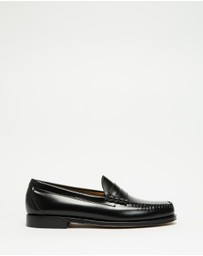 G. H. Bass & Co. - Weejun Larson Moc Penny Loafers