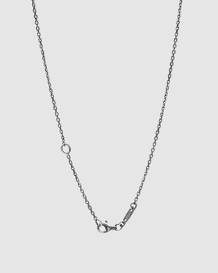 Australia Buck Palmer Merkahba Necklace - Jewellery (OXIDIZED)