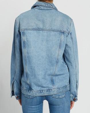 Nobody Denim Lou Jacket - Denim jacket (Territory)