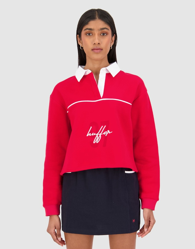 Huffer - Hoops Billy Crop