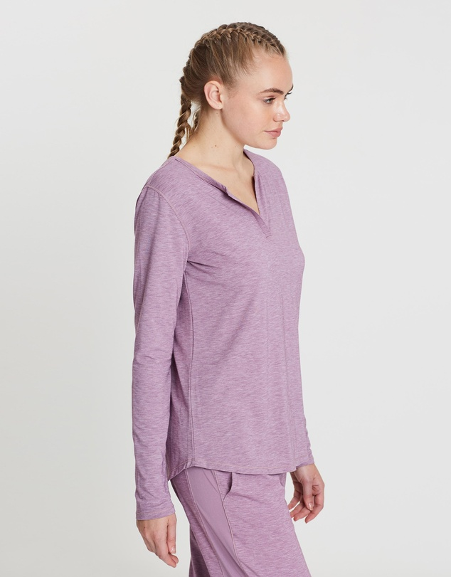 Under Armour - Recovery Sleepwear LS Top