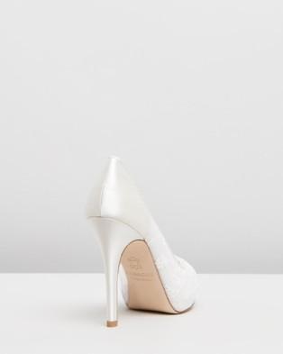 Panache Bridal Shoes Teagan Heels - Heels (Ivory)