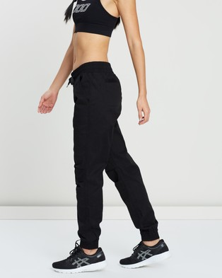 Lorna Jane Flashy Full Length Pants - Pants (Black)