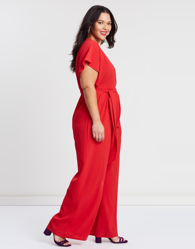 6b579f258fa2 ICONIC EXCLUSIVE - Amie Jumpsuit by Atmos Here Curvy Online