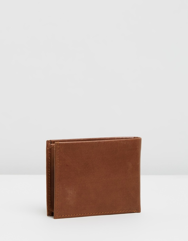 R&A - Leather Wallet