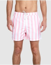 Eubi - Pink Me Up Swim Shorts