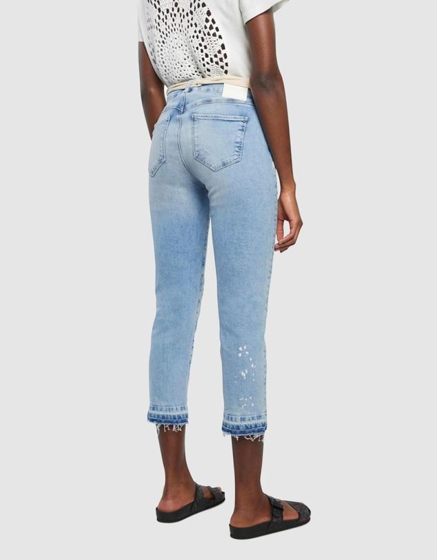 Women Pondio Slim Cropped Jeans