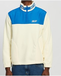 Huf - Mountain 10K Quarter-Zip Fleece